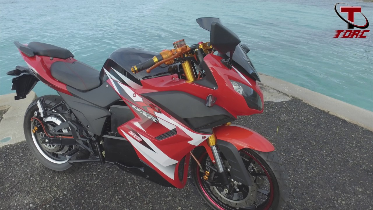 Stylish, Affordable Electric Street Bikes by Oniracing