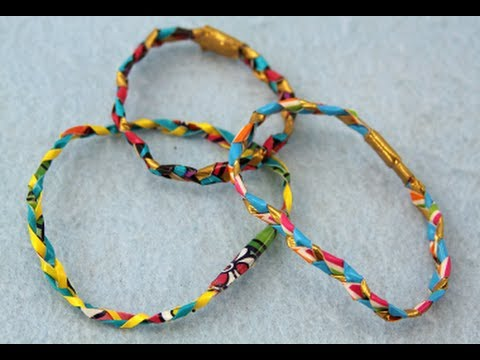 How To Make Braided Duct Tape Friendship Bracelets Sophie S World