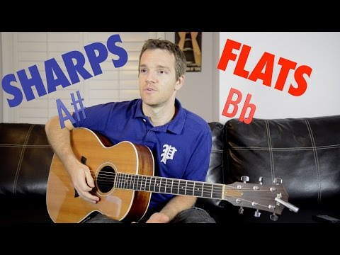 What is the Difference Between Sharps and Flats?