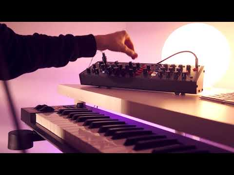 Air - Alone In Kyoto (Scoring Synths Cover / Behringer Model D)