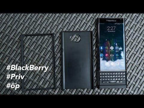 Ốp lưng chính hãng dành cho BlackBerry Priv