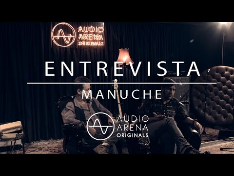 Manuche on Arena Originals - Entrevista Exclusiva
