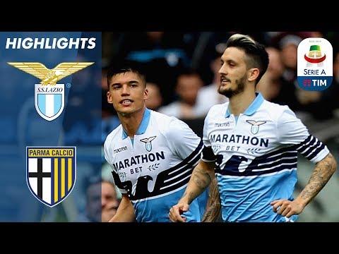 Lazio 4-1 Parma | Five-goal THRILLER in Rome! | Serie A