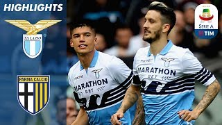 Lazio 4-1 Parma | Five-goal THRILLER in Rome! | Serie A