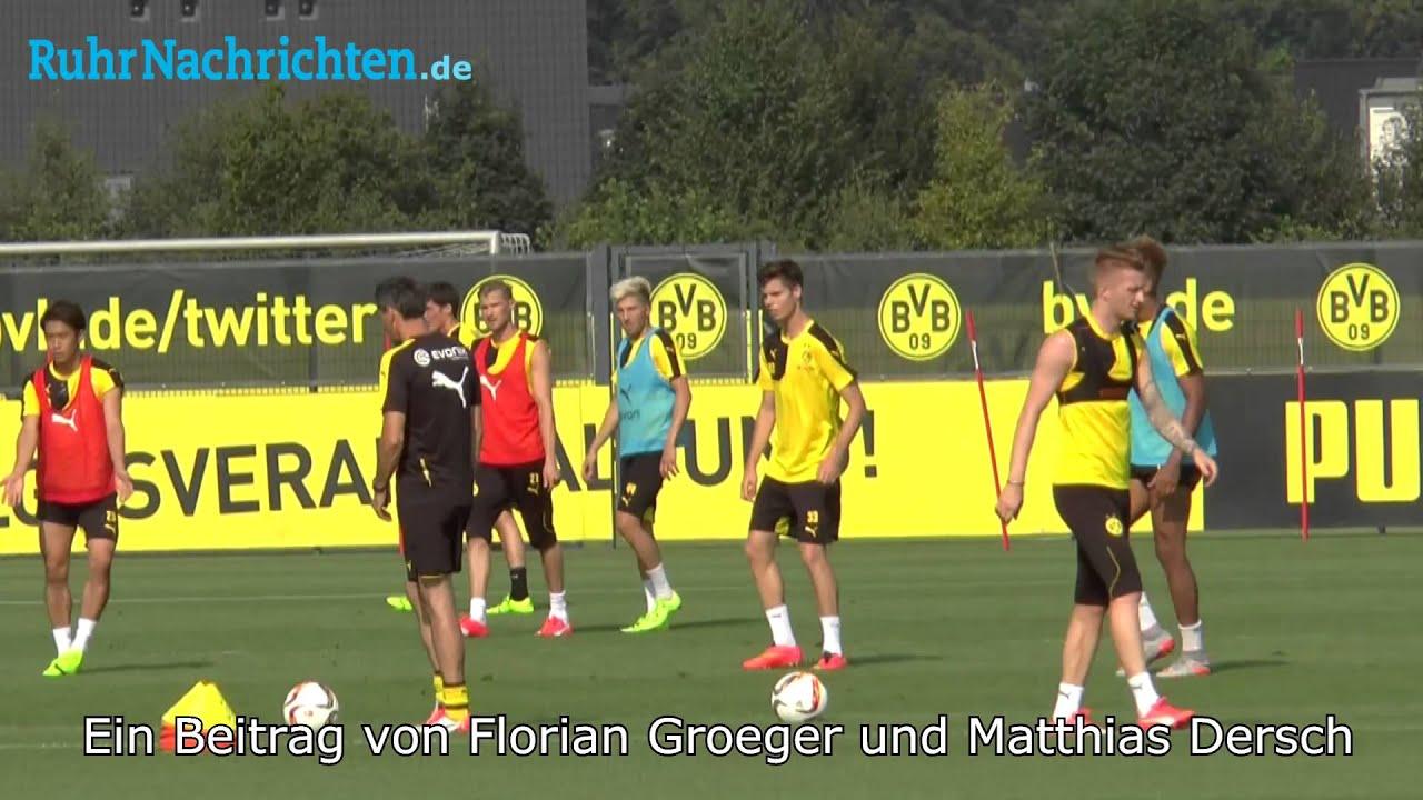 Interview mit BVB-Neuzugang Julian Weigl (Trailer)