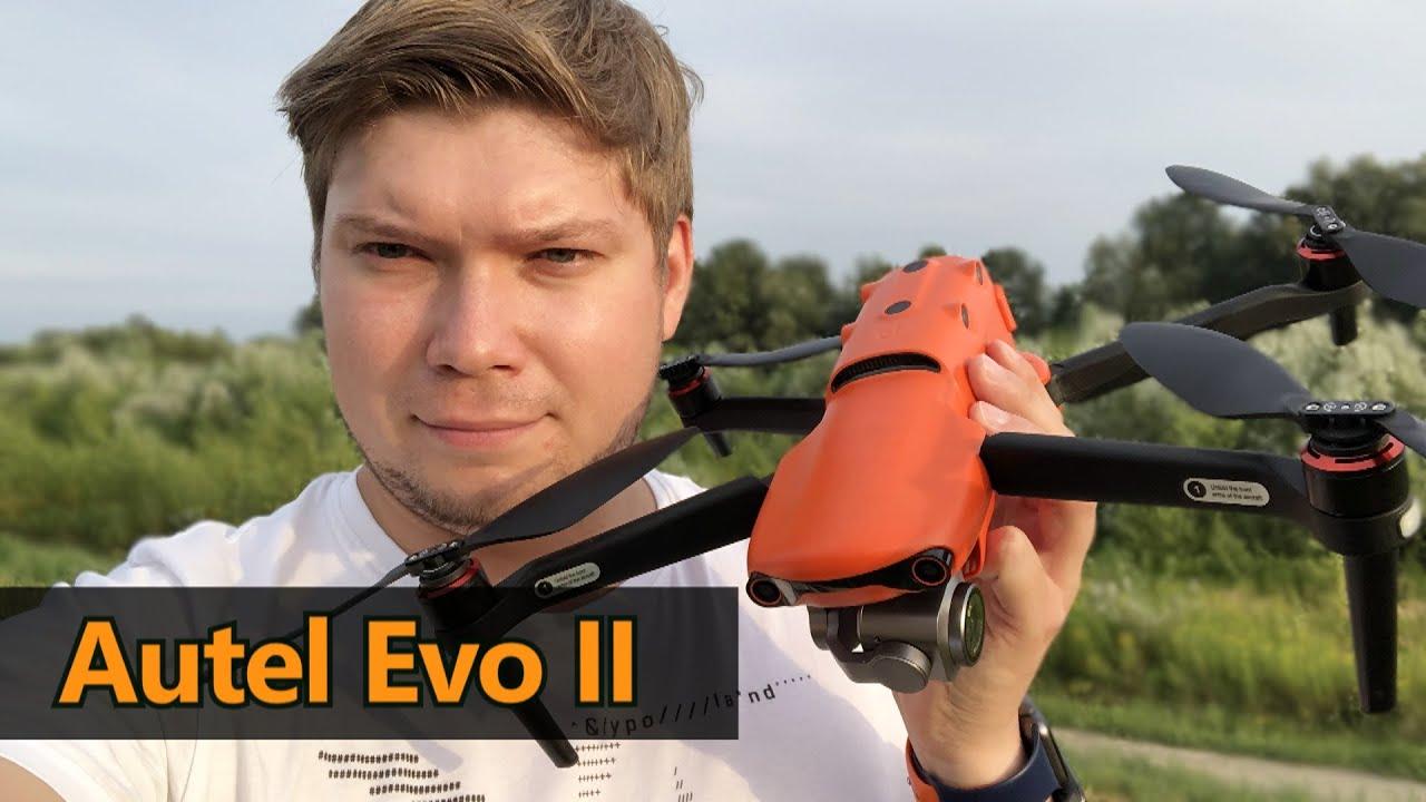 Autel Evo II Pro 6k - test/recenzja 😮