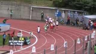 Lyon 2015   M70 800m Final