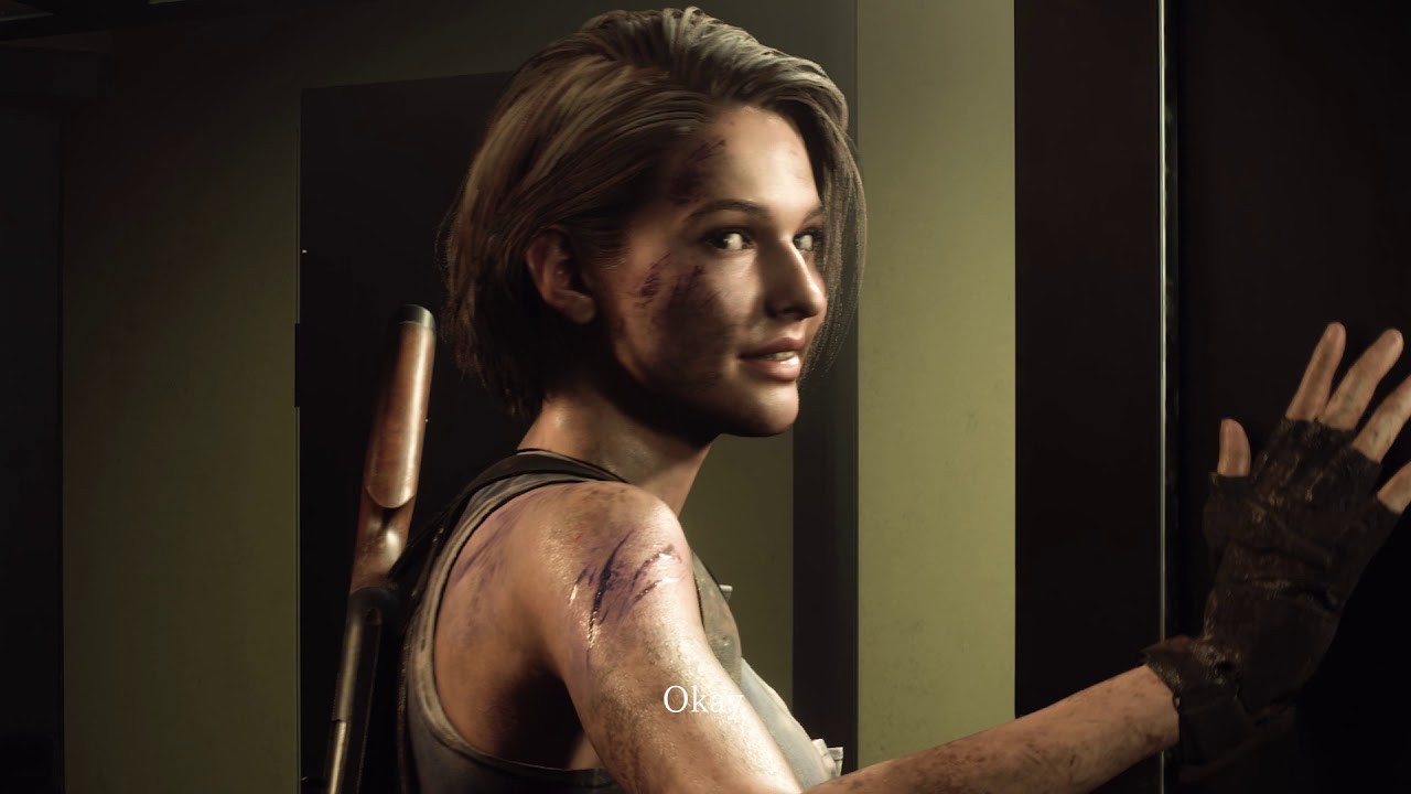 Resident Evil 3: Jill Valentine Trailer | PS4