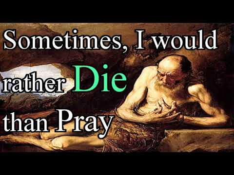 Sometimes, I Would Rather Die Than Pray - Alexander Whyte Audio Books