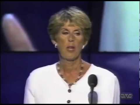 Sarah Brady 1996 Address on the Brady Bill to the Democratic National Convention