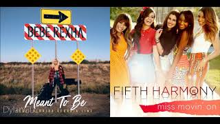 Meant To Move On | Bebe Rexha feat. Florida Georgia Line & Fifth Harmony Mashup!