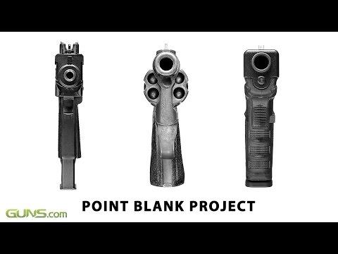 Super High Resolution Photographs of Guns