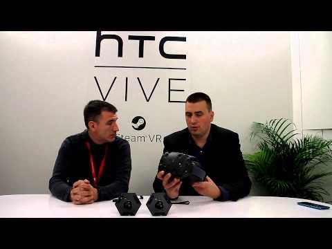 IFA 2015 - HTC Vive - Intervju, Marko Savković (HTC)