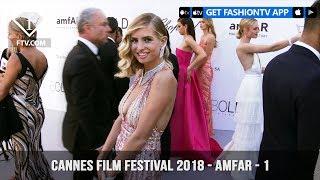 Nicole Scherzinger at the amfAR Gala at Cannes Film Festival 2018 | FashionTV | FTV