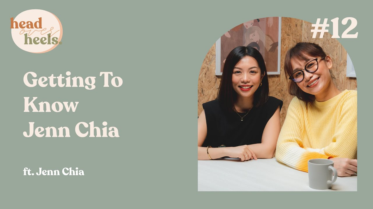 #12 Getting To Know Jenn Chia, Chasing Creative Magic and Understanding Vulnerability