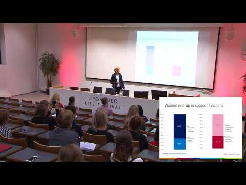 The role and impact of women in the health sector | Minna Hendolin, University of Turku