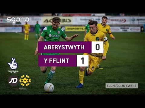 Aberystwyth Flint Goals And Highlights