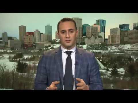 Western Canadian Grain Export Capacity with Dr. Mohammad Torshizi  - CTV Farmgate 10/12/16