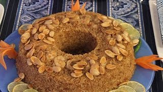 ارز السمك بالروبيان - مطبخ منال العالم