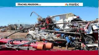 Maddow Coverage of Texas Fracking Accident