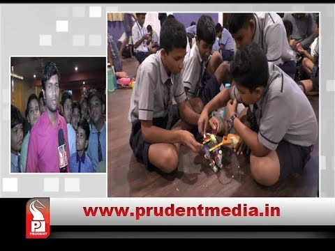 ROBOTICS WORKSHOP AT CUJIRA COMPLEX│Prudent Media from YouTube · Duration:  2 minutes 12 seconds