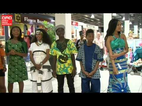 African Fashion in Melbourne