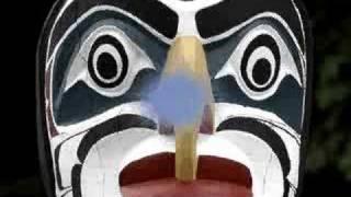 Amazing Totem poles