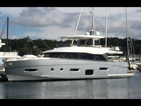 2019 Azimut 66 Magellano For Sale At MarineMax Channel Club