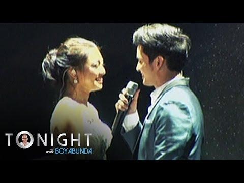 TWBA: James, Nadine, Now A Couple