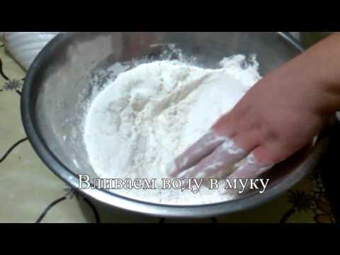 Тесто на лапшу в хлебопечке