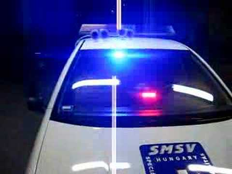 SMSV Vérszállítás 2007 (Lightbarmarci car)