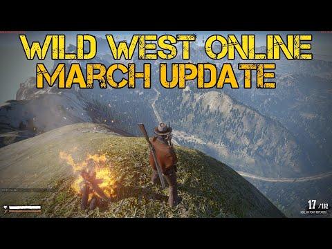 Wild West Online - March Update - How to Make Money!