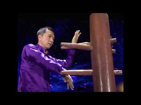 Chinese martial arts featuring Donnie Yen   CCTV English