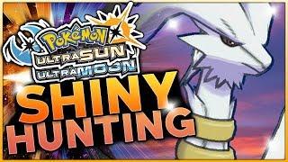 LIVE ULTRA WORMHOLE SHINY RESHIRAM HUNTING! Pokemon Ultra Sun and Ultra Moon Shiny Hunting w/ HDvee