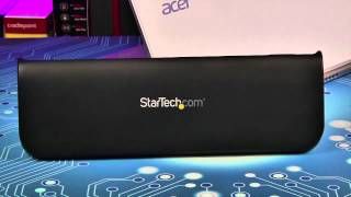 Startech USB3SDOCKHD Laptop Dock Review