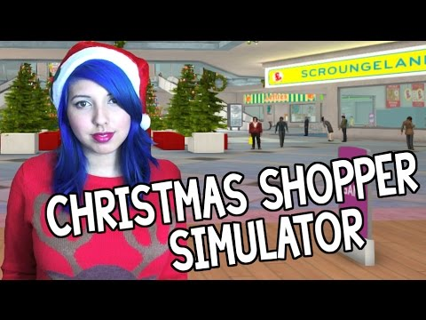 SANTA IS A KILLING MACHINE | Christmas Shopper Simulator from YouTube · Duration:  10 minutes 41 seconds
