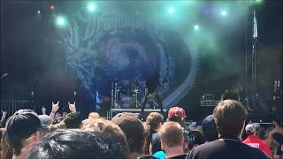 DragonForce Ashes of the Dawn: Live at Open Air Chicago (7-15-17)