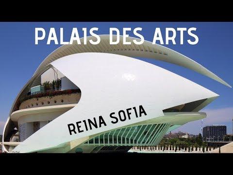 PALAIS DES ARTS REINA SOFIA