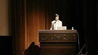 女優高樹沙耶からナチュラリスト益戸育江へ 【この地球上で起きている真...