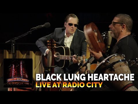 Joe Bonamassa Official - Black Lung Heartache (Acoustic) Live at Radio City Music Hall