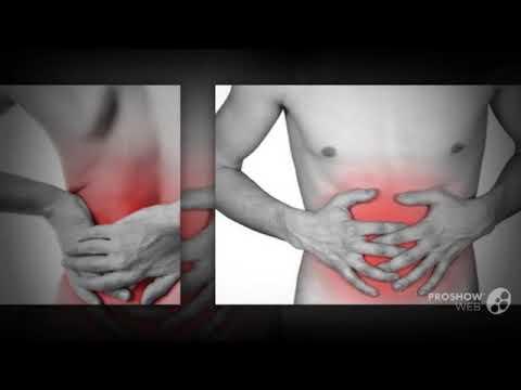 Какая боль свидетельствует о развитии опухоли в желудке боль в спине от желудка