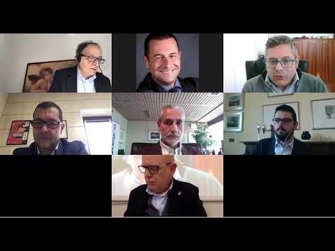 Intervento Maurizio Diamante, Presidente Ebilog, webinar di presentazione Q29