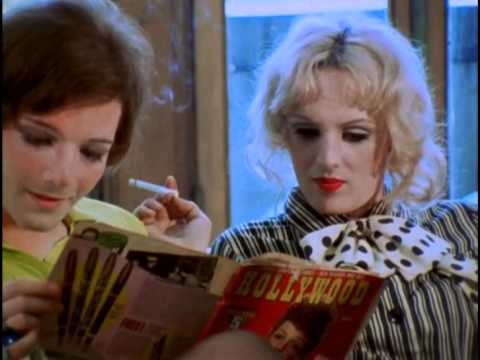 "Jackie Curtis and Candy Darling ""Flesh"""