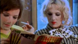 """Jackie Curtis and Candy Darling """"Flesh"""""""