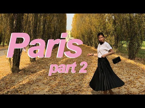 Paris Part 2 by Alex Gonzaga