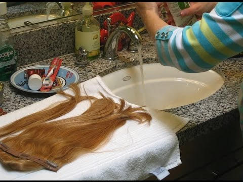 Washing remy hair extensions to reduce frizz youtube washing remy hair extensions to reduce frizz pmusecretfo Gallery