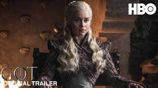 Game Of Thrones Season 8: Official Trailer (HBO) #2 | GoT Season 8 | Kit Harington, Emilia Clarke