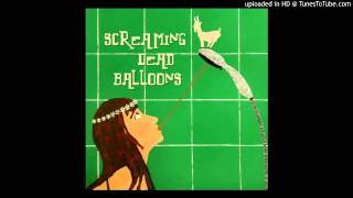 Screaming dEAD Balloons - Wooden Fishes