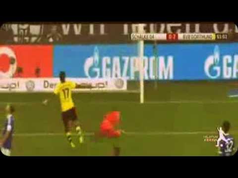 Schalke 04 vs Borussia Dortmund 1-3 Alle Tore Goals & Full Match HighLights 26.10.2013 HD