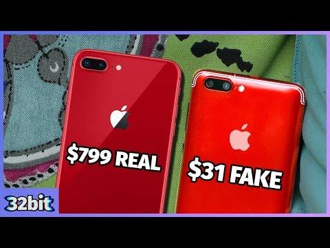 The $31 iPhone 8 Plus CLONE